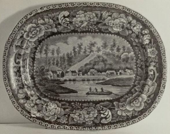 Platter - Chillicothe