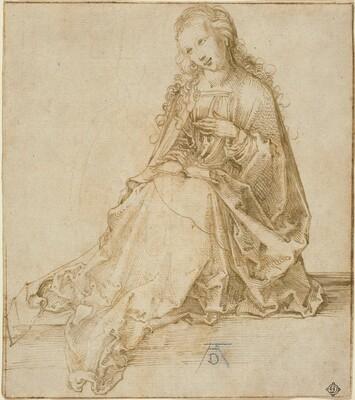Albrecht Dürer, The Virgin Annunciate, 1495/1499