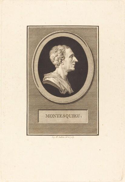 Charles Louis de Secondat Montesquieu