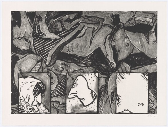 Untitled (final state - plate in black)