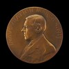Woodrow Wilson Inaugural Medal [obverse]