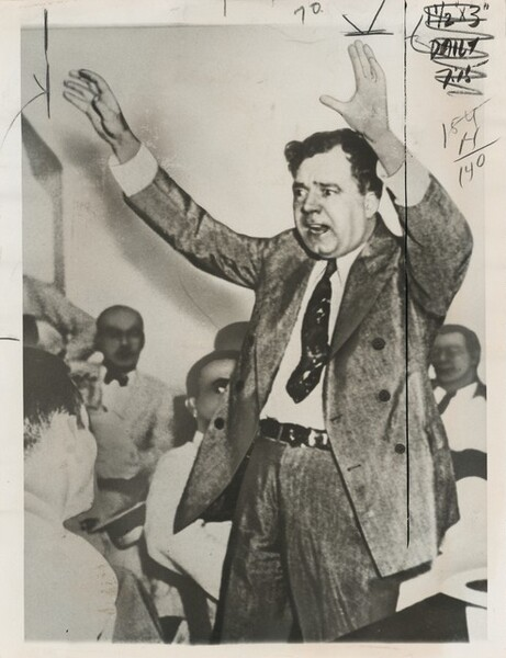 Both a Populist and Demagogue, Huey Long Believed Every Man Should Be a King