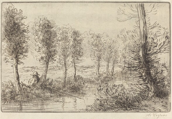 Near the Mill (Pres du moulin)