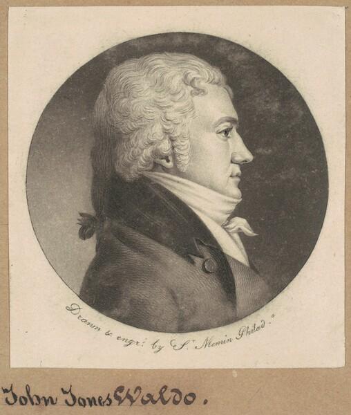 John Jones Waldo