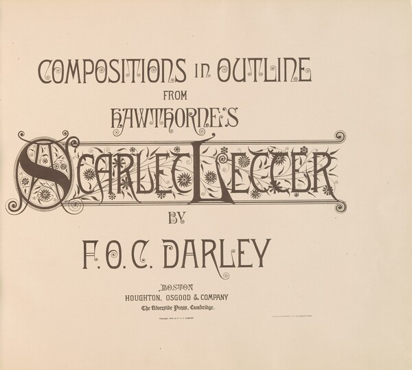 Compositions in Outline from Hawthorne