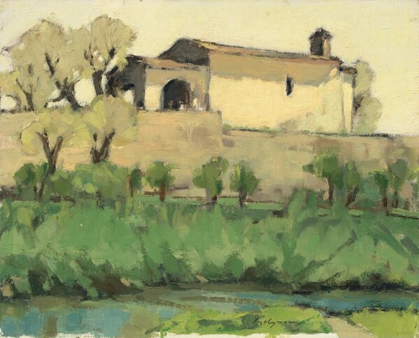 Chapel in Provence