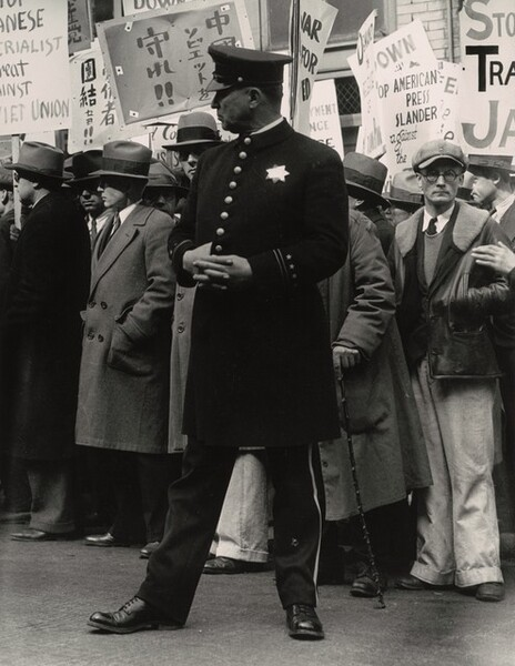 General Strike, San Francisco