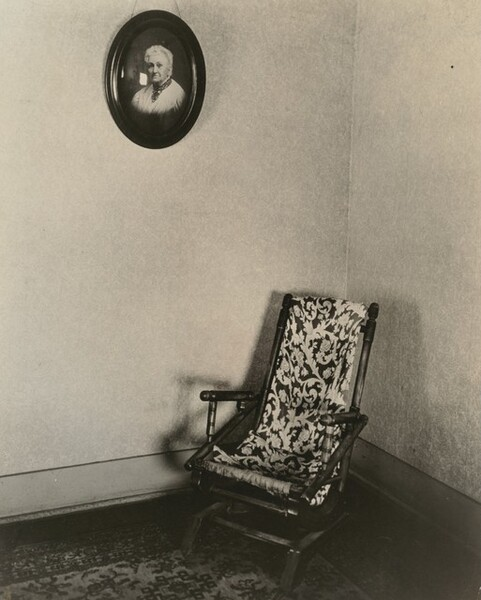 Chair in Corner