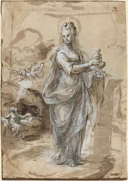 Mary Magdalene [recto]