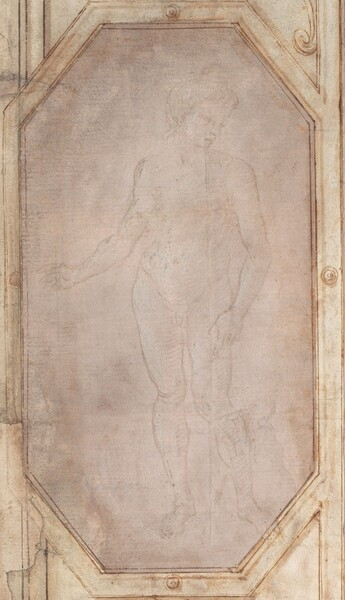 Standing Nude Youth