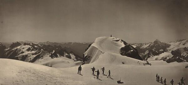 Summit of Mont Titlis, Switzerland