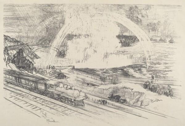 Falls Station, Niagara