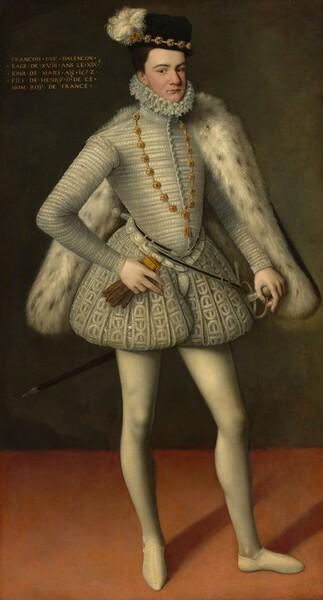 Prince Hercule-François, Duc d