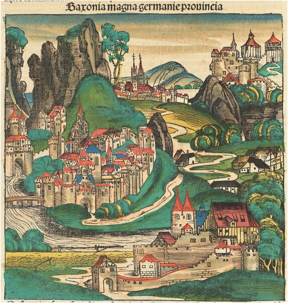 Liber Chronicarum (Nuremberg Chronicle)