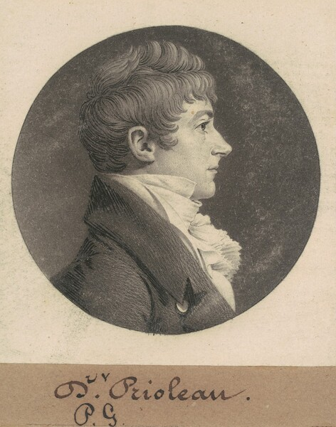Philip Gendron Prioleau
