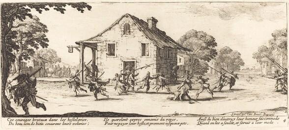 Scene of Pillage