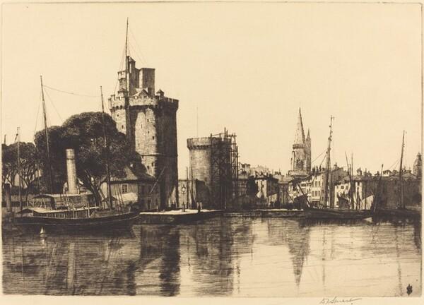 The Harbour, La Rochelle