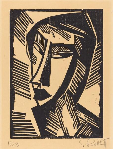 Head of a Woman (Weiblicher Kopf)