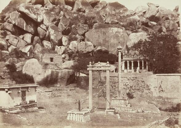 Temple, Chitradurga, India