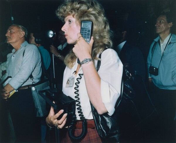 Heathrow Airport, Journalist, prior to the arrival of Madonna