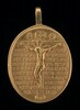 Christ Crucified [reverse]