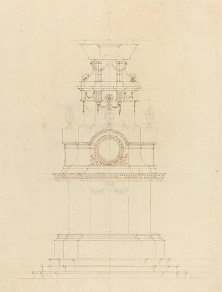 Design for a Catafalque