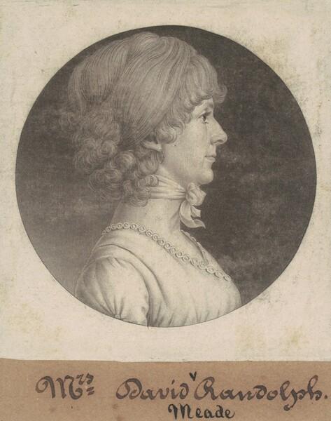 Mary Randolph Randolph