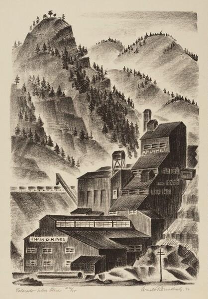 Colorado Silver Mine