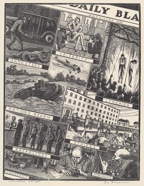 Civilization, A.D. 1935