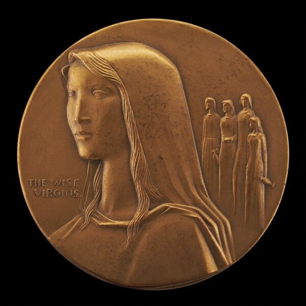 The Wise Virgins [obverse]