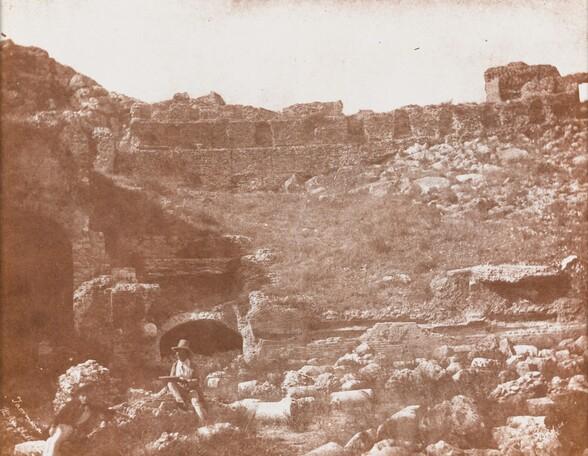Amphitheatre at Taormina