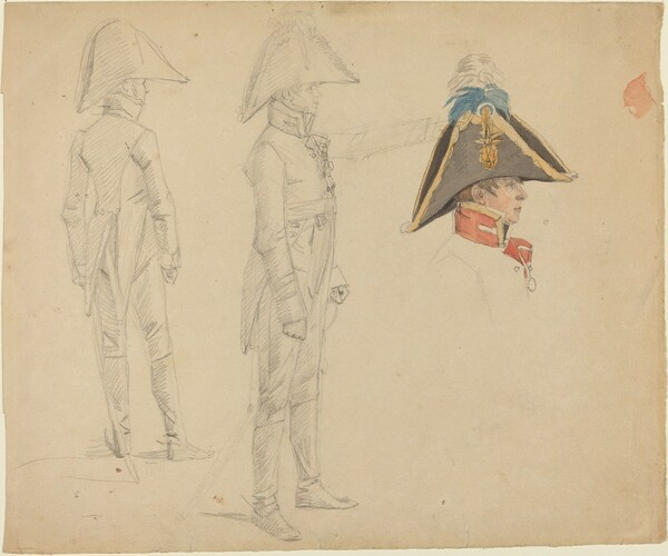 Studies of Major von Washington