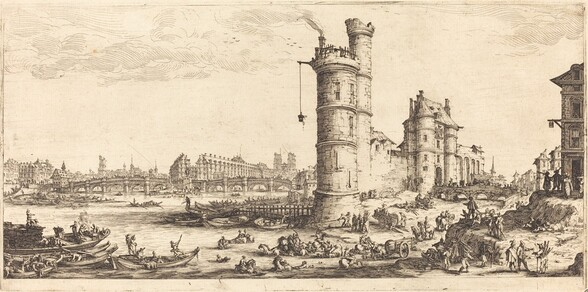 View of the Pont Neuf