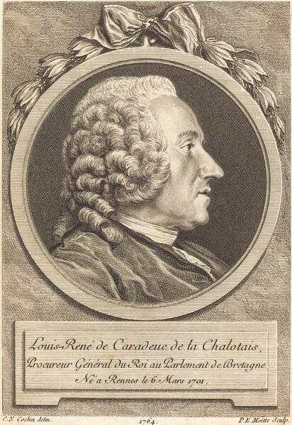 Louis-Rene de Caradeuc de la Chalotais