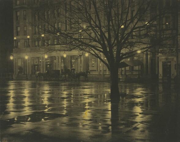 Savoy Hotel, New York