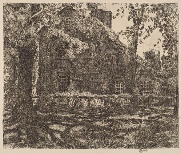 The Home Sweet Home Cottage, Easthampton