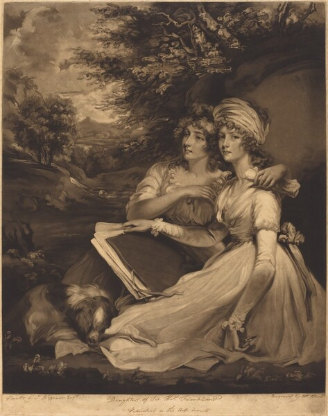 The Daughters of Sir Thomas Frankland