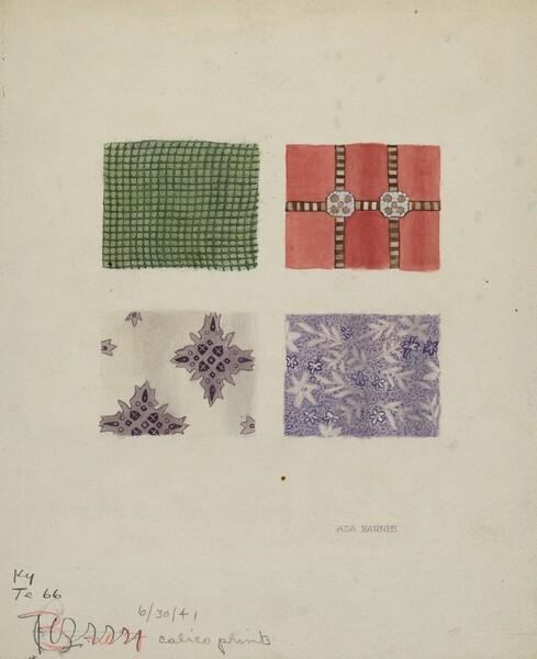 Calico Prints