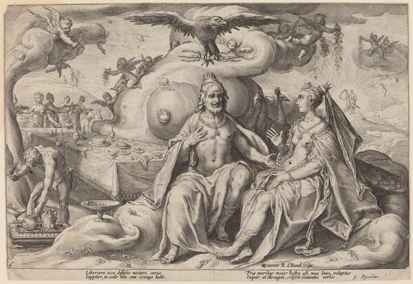 The Dispute between Jupiter and Juno