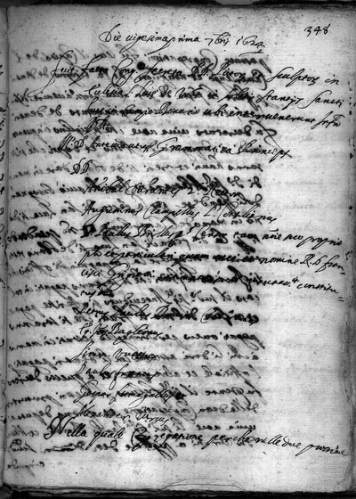 ASR, TNC, uff. 15, 1624, pt. 3, vol. 101, fol. 348r