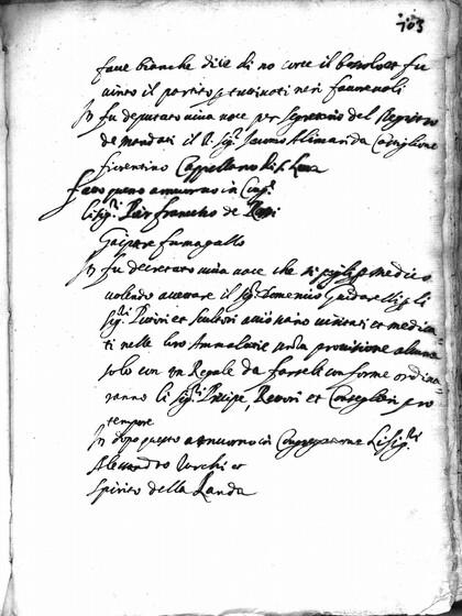 ASR, TNC, uff. 15, 1624, pt. 2, vol. 100, fol. 703r