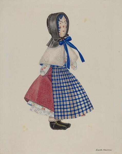 Doll: Mollie Bentley