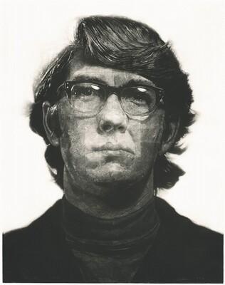 Chuck Close, Crown Point Press, Parasol Press, Keith, 19721972