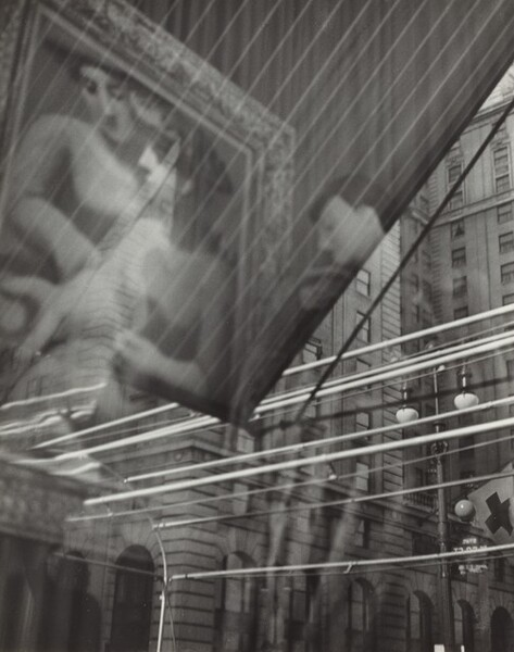Reflections, New York