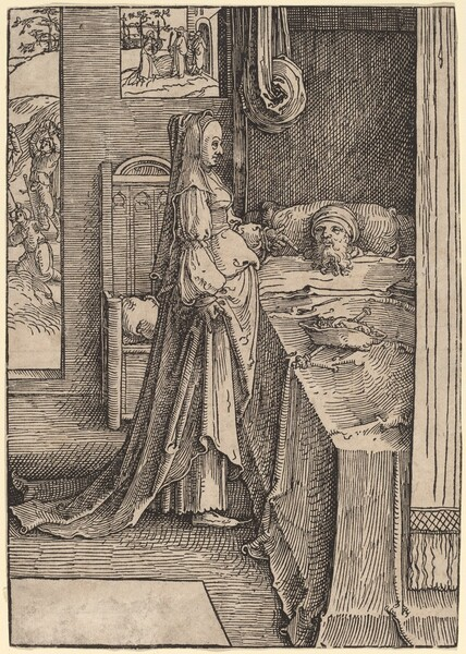 Jezebel Promising Naboth
