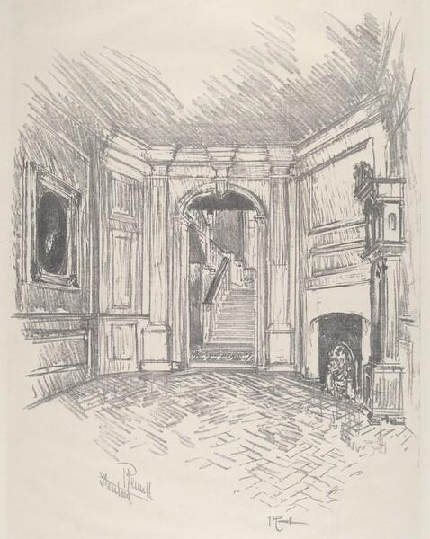 The Hall, Stenton
