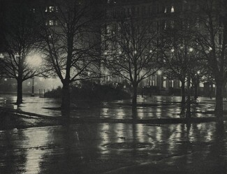 image: Reflections: Night—New York