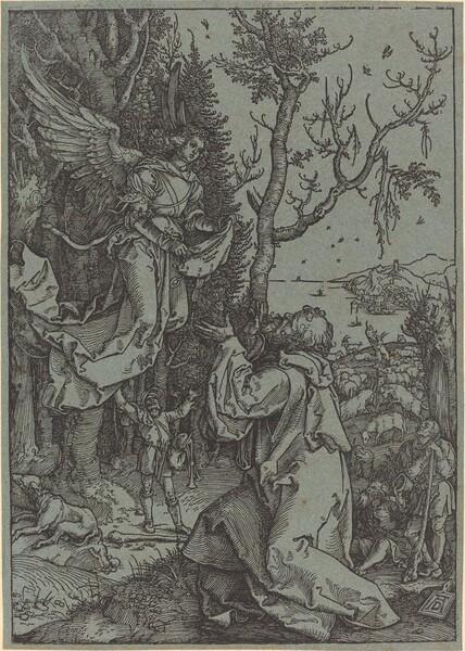 Joachim and the Angel