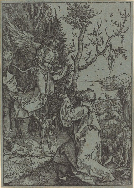 Joachim and the Angel