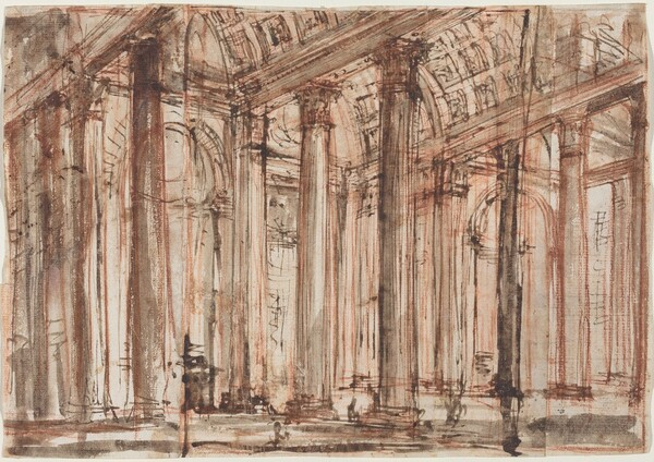 The Portico of the Pantheon